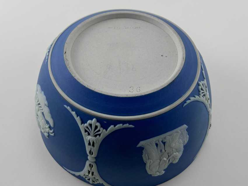 """Bowl Wedgwood """"Antique"""". Neo-classicism, England, biscuit porcelain, 1860-1891 years. - photo 3"""