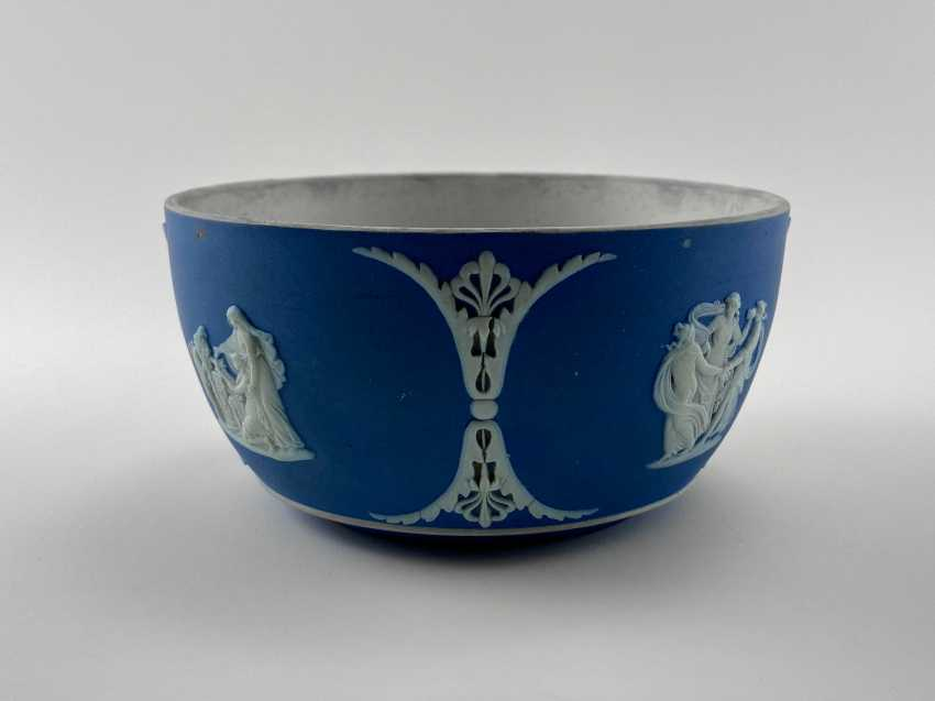 """Bowl Wedgwood """"Antique"""". Neo-classicism, England, biscuit porcelain, 1860-1891 years. - photo 4"""