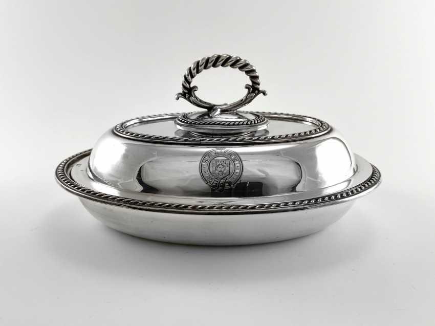 "Marmite ""Elkington & Co"". England, Silver, Victorian era, 1872 - photo 1"