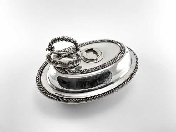 "Marmite ""Elkington & Co"". England, Silver, Victorian era, 1872 - photo 4"