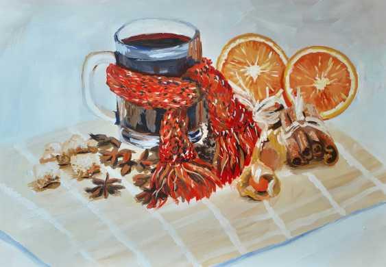 Daria Kornienko. Tea drinking - photo 1