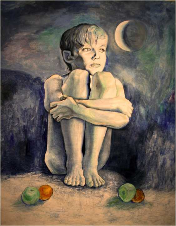 Max Ant. The boy and the Moon - photo 1