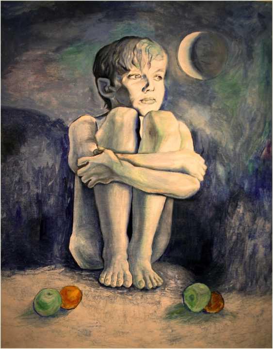 Max Ant. Le garçon et la Lune - photo 1