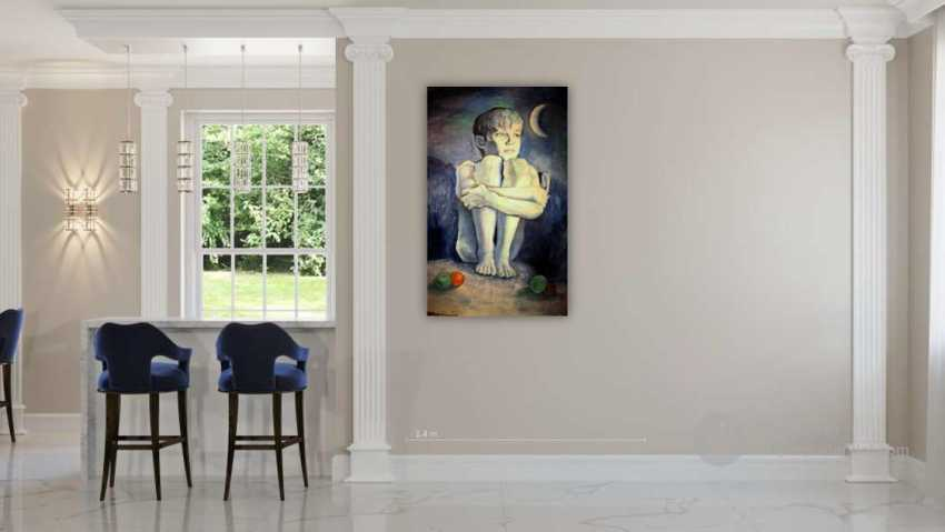 Max Ant. The boy and the Moon - photo 2