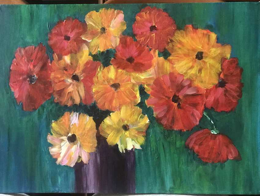 Sergey Petrushin. Musical flowers - photo 1
