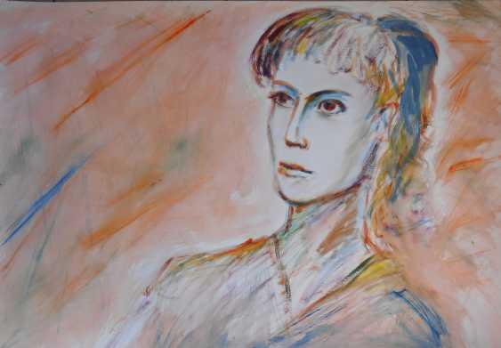 Igor Behter. Portrait of a woman - photo 1
