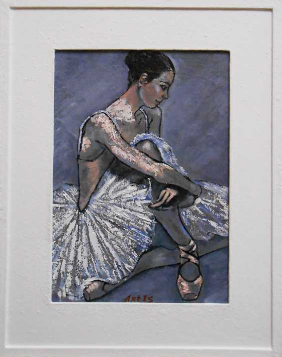"Artur Isayan. ""Ballerina"" - photo 1"