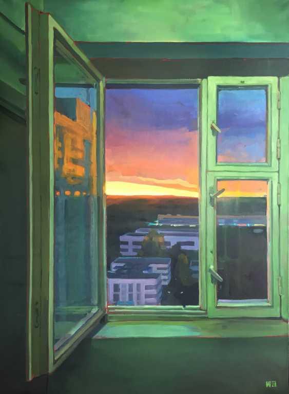 Inna Volvak. Isolation. Sunset - photo 1