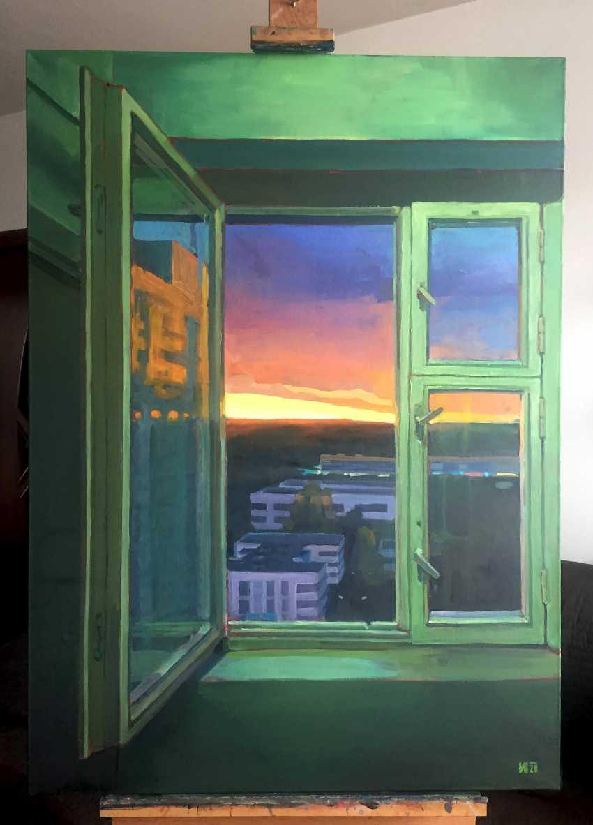 Inna Volvak. Isolation. Sunset - photo 2