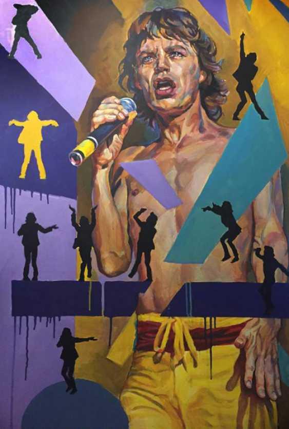 Inna Volvak. Moves Jagger - photo 1