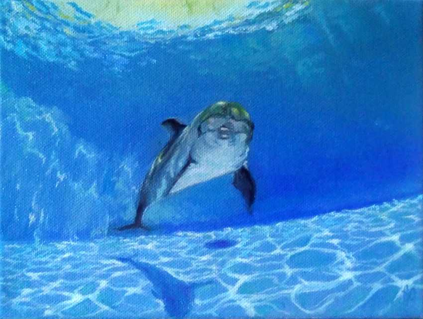 Yury Apoyants. Dolphin - photo 1