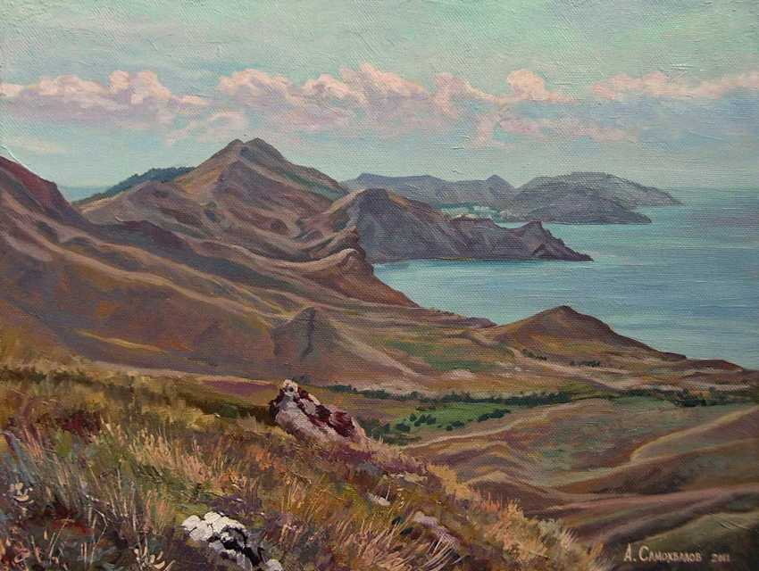 "Alexander Samokhvalov. ""On the mountain Voloshin"" - photo 1"