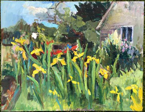"ANASTASIA KULESHOVA. ""Irises"" - photo 1"