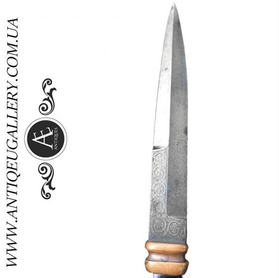 Eared Dagger Spanish-Moorish type - photo 3