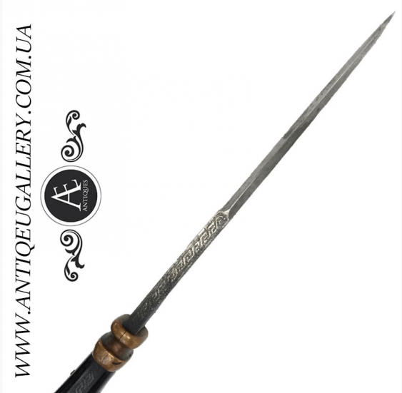 Eared Dagger Spanish-Moorish type - photo 4