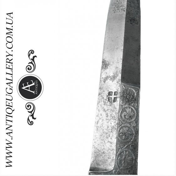 Eared Dagger Spanish-Moorish type - photo 6