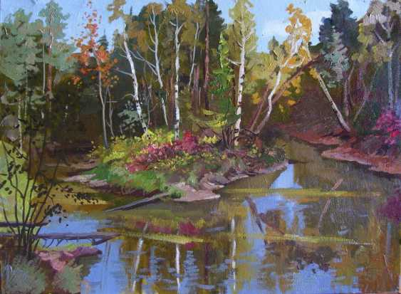 "Alexander Samokhvalov. ""The colours of autumn"" - photo 1"
