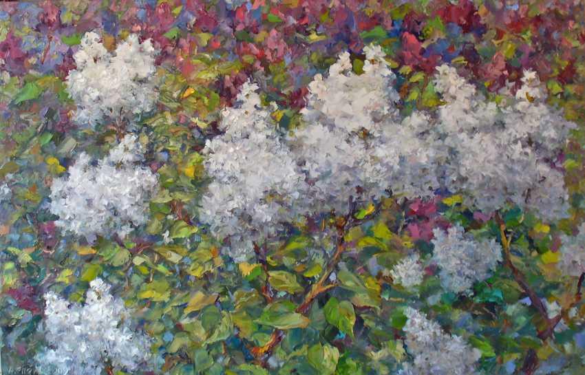 Anatolij Speka. Lilas blanc - photo 1