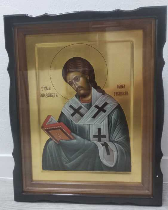 Natali Ruda. The Image Of The Holy Martyr Alexander Pope - photo 2