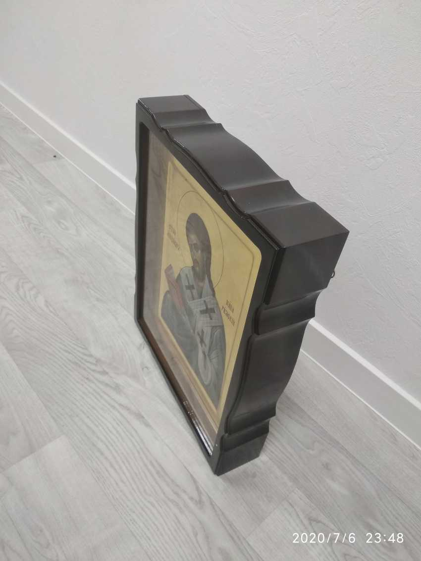 Natali Ruda. The Image Of The Holy Martyr Alexander Pope - photo 3