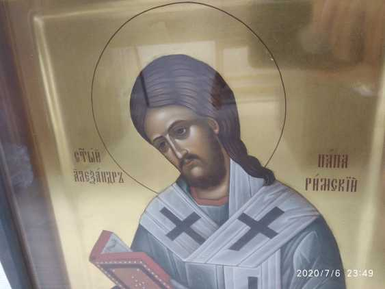 Natali Ruda. The Image Of The Holy Martyr Alexander Pope - photo 5