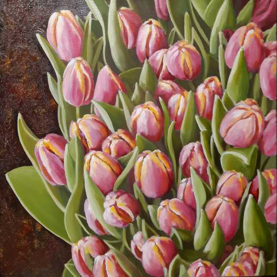 Sergey Sterlov. Tulips - photo 1