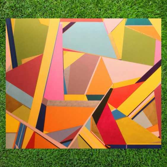 Anna Ganina. Geometric abstraction - photo 1