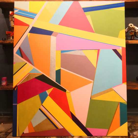 Anna Ganina. Geometric abstraction - photo 3