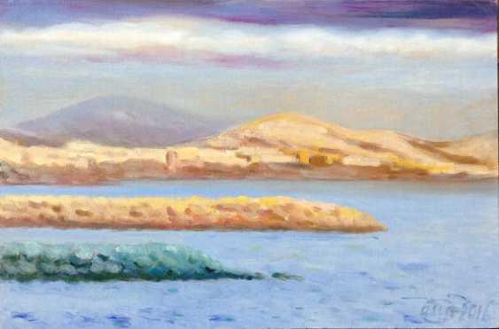 Alla Senatorova. Cyprus. Of the Mediterranean sea. - photo 1