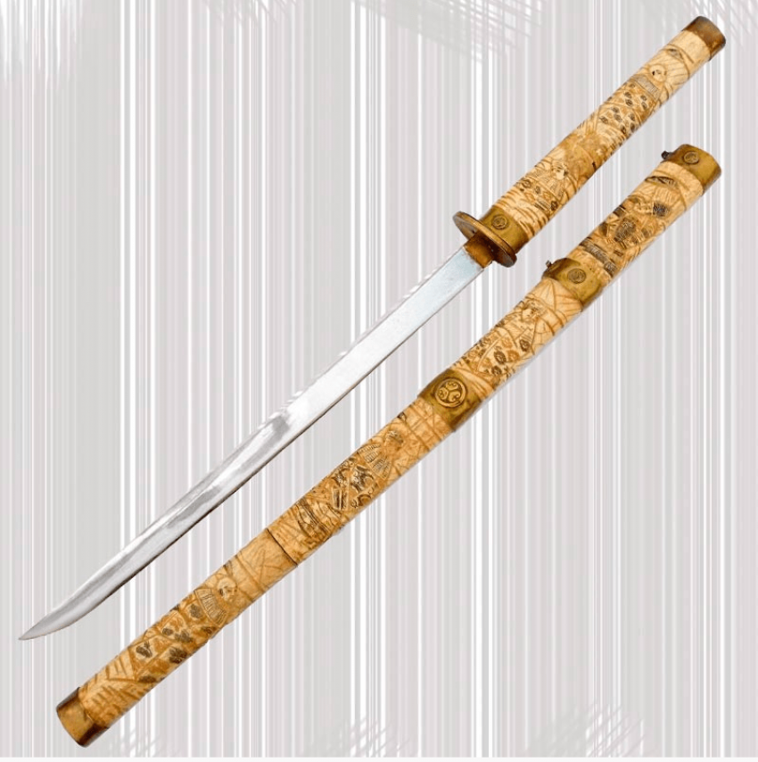 Japanese traditional sword - photo 1