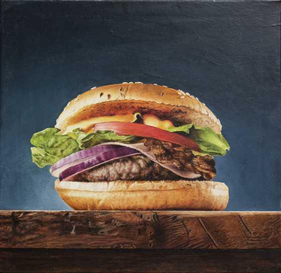 Nataliia Bahatska. Just Hamburger - photo 1