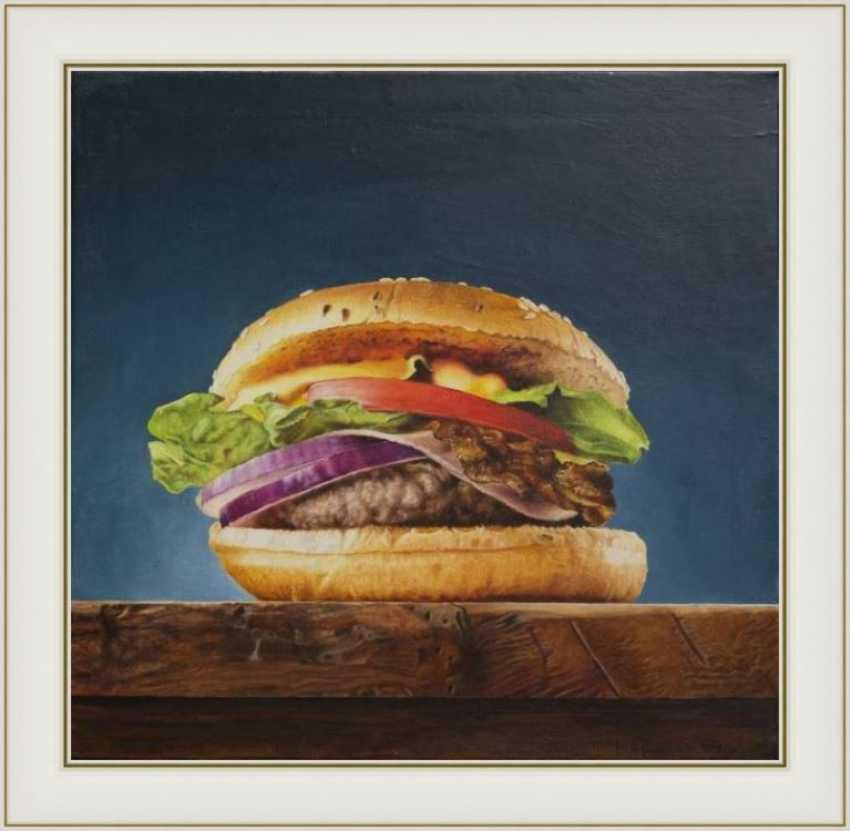 Nataliia Bahatska. Just Hamburger - photo 4