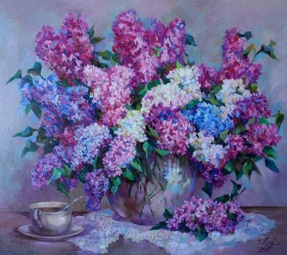 Yulia Bird. A bouquet of lilacs. - photo 1