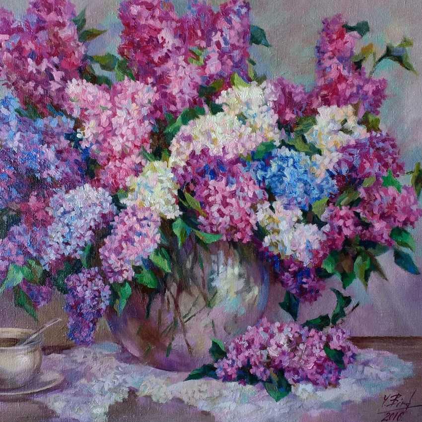 Yulia Bird. A bouquet of lilacs. - photo 2