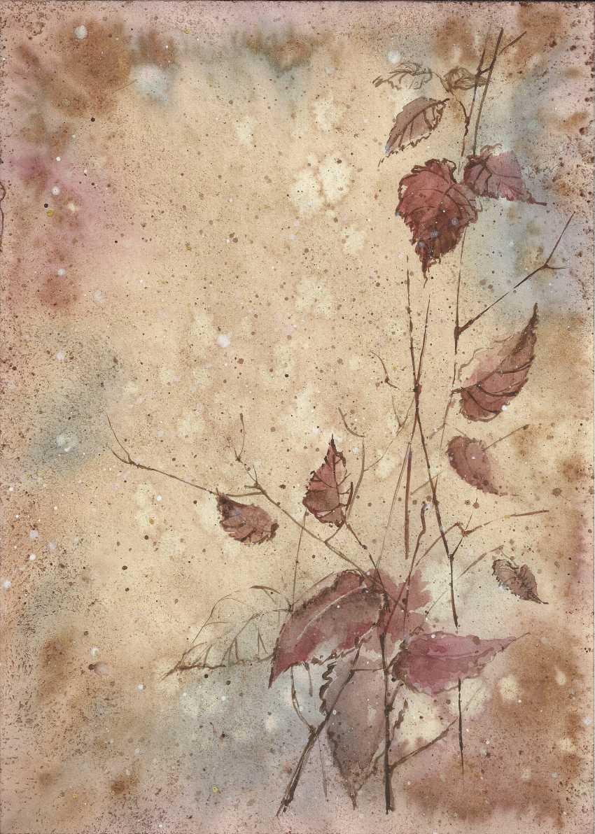 Natasha Mishareva. Golden autumn. 2020. Handmade. The Author - Natalia Pisareva - photo 1