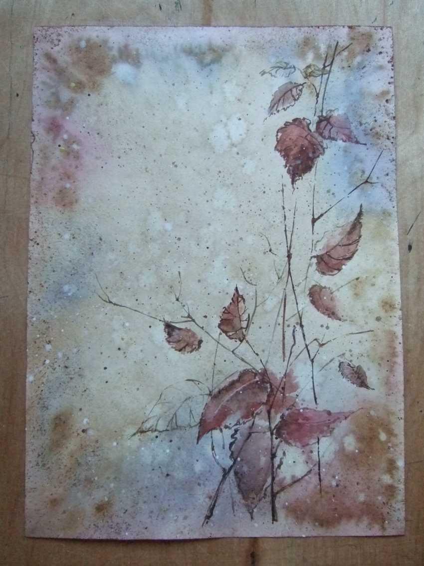 Natasha Mishareva. Golden autumn. 2020. Handmade. The Author - Natalia Pisareva - photo 2