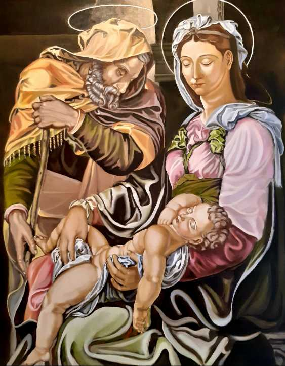 Sergey Sterlov. Holy family - photo 1