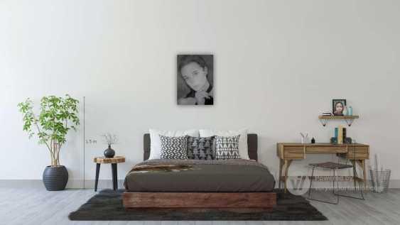 Stanislav Selikh. Portrait of a Girl # 1 - photo 2