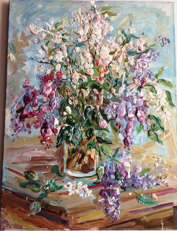 Natalia Ignatyeva. Spring flowers-Spring flowers - photo 1