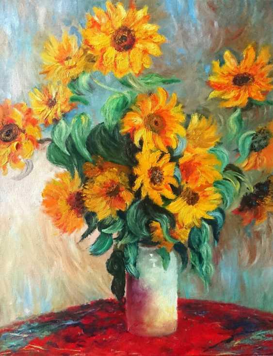 Nata Sar. Sunflowers - photo 1