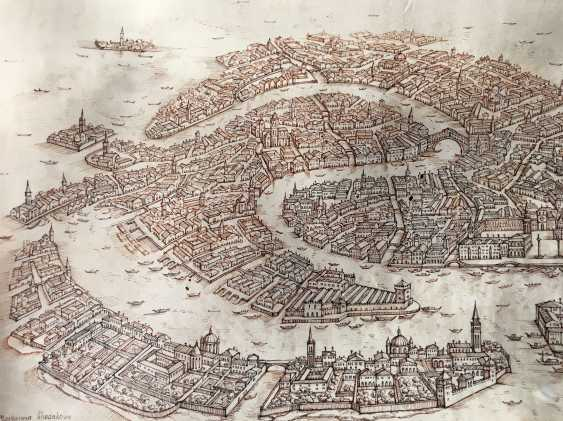 Marianna Khodakova. Map Of Venice - photo 2