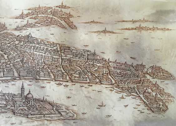 Marianna Khodakova. Map Of Venice - photo 4