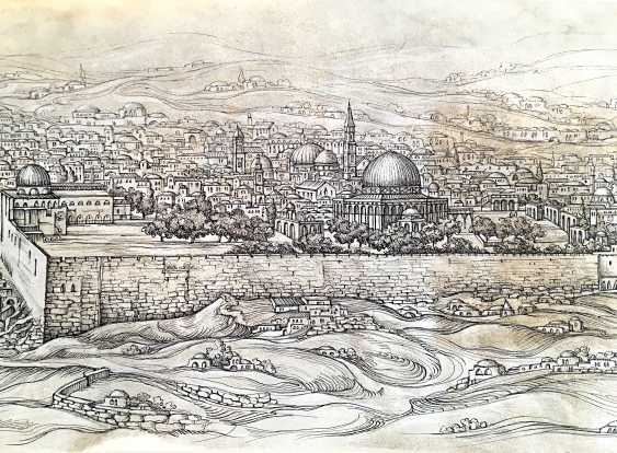 Marianna Khodakova. Jerusalem - photo 3