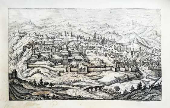 Marianna Khodakova. A Map Of Jerusalem - photo 1