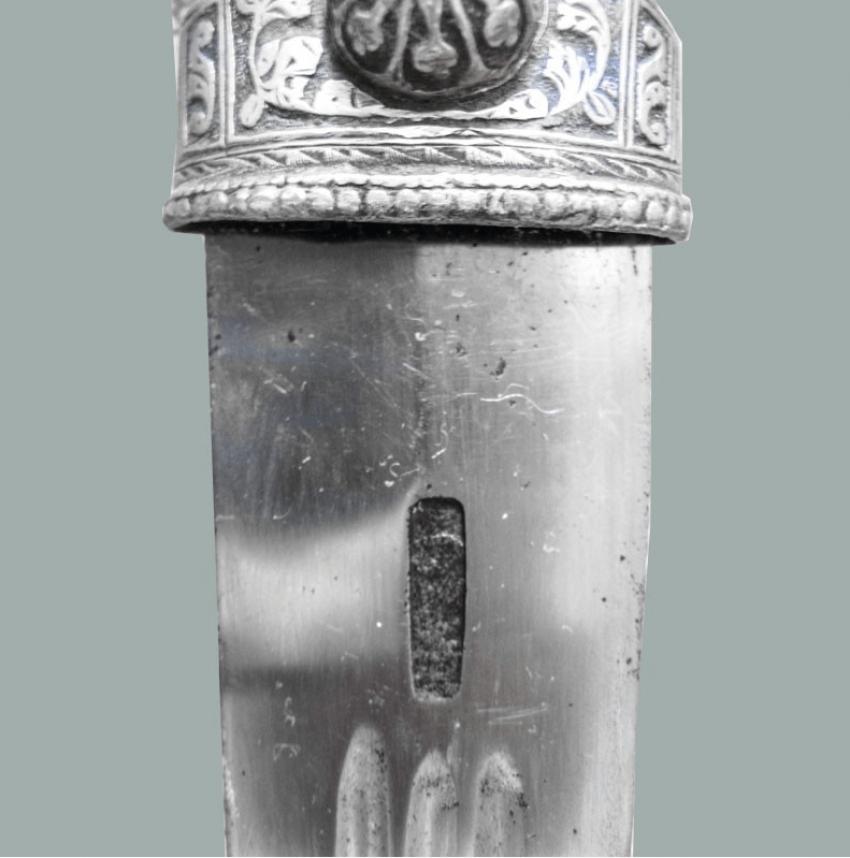 Kama dagger of the Caucasian type - photo 2