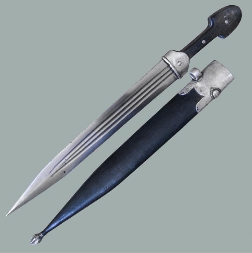 Kama dagger of the Caucasian type - photo 3