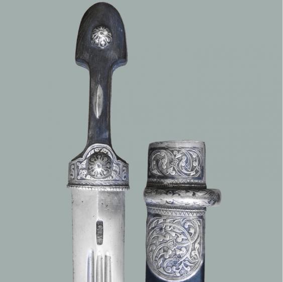 Kama dagger of the Caucasian type - photo 4