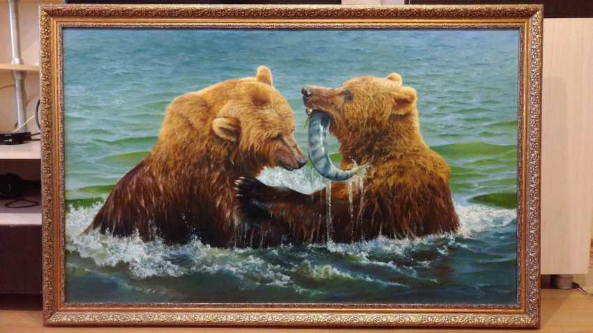 """ANDREI ANDREEV. """"Kamchatka"""" - photo 1"""