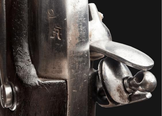 Russian Flintlock Pistol - photo 2
