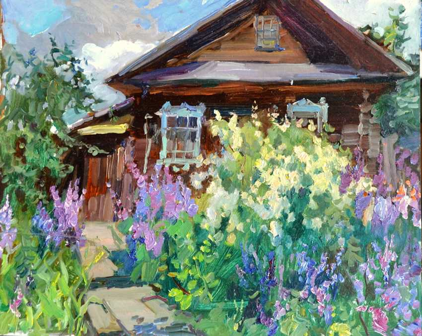 Sofia Basova. House in the village - photo 1